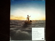 Pink Floyd - The Endless River USA Original (Deluxe CD + DVD Casebook Edition) BRAND NEW Deluxe Edition BOXSET