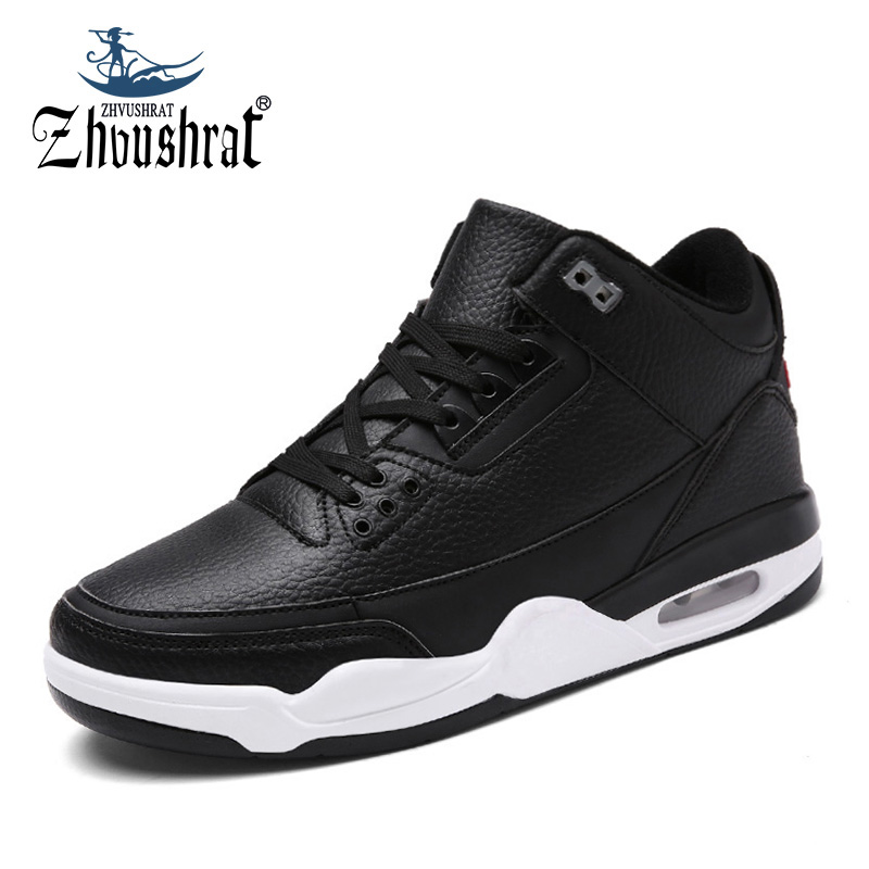 Mens Cheap Basketball Shoes Sneakers For Men Air Basket Male Sports Shoes 2017 luxury Brand Lace Up Breathable Jordan Shoes Man(China (Mainland))