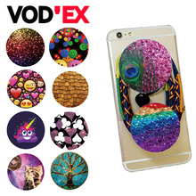 100pcs/lot POP VODEX high definition  Holder Universal Expanding Stand and Grip for Smartphones and Tablets Mobile