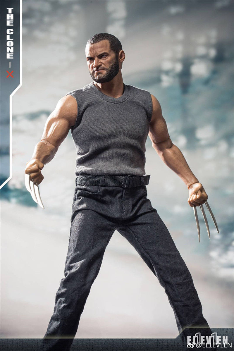 IN STOCK Authentic Eleven 1//6 The Clone X Logan X-24 Action Figure Wolverin