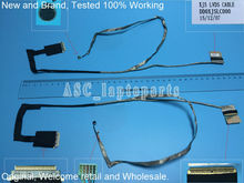 New Original LCD LED Video Flex Cable For ASUS X501 X501A X501U Laptop Screen Display Cable DD0XJ5LC011 DD0XJ5LC000