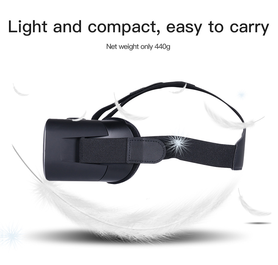 vr headset vr glasses virtual reality for pc HDMI All In One virtual glasses for computer VM06_13
