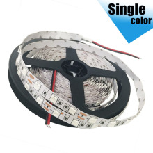 RGB Led Strip 5050 Not Waterproof 5M 60Led/M Led Strip Light DC 12V Warm White Red Green Blue Led String Light Neon Led Lamp(China)