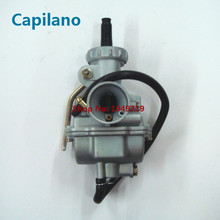 Top quality new condition motorcycle / scooter carburetor CD70 PZ16 16mm carb for Honda 70cc fuel system spare parts