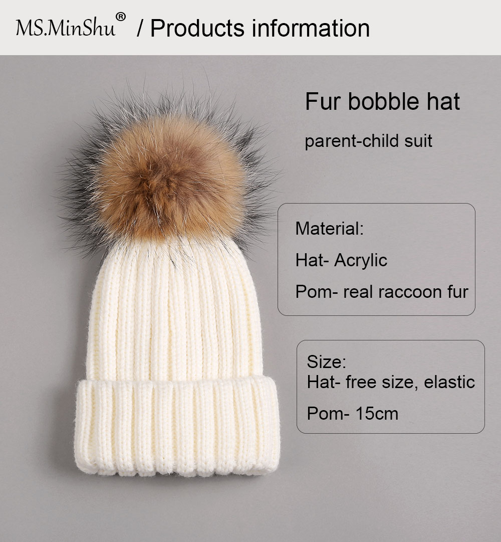 beanies with pompom thick information