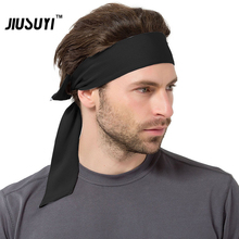 Street Dance Basketball Sweatband Sport Headband Hip Hop Hair Bands Running Hair Headwear Pirate Scarf Head Scarves Women Men