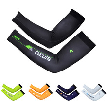 2016 Cheji Cycling Arm Warmers Racing Outdoor Sport Drving Bike Bicycle Arm Sleeve Cover S-3XL