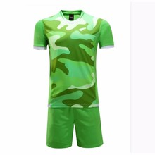 16/17 new arrival mens football jerseys sports team tracksuit adult DIY camouflage blank soccer jersey kits cheap soccer jerseys