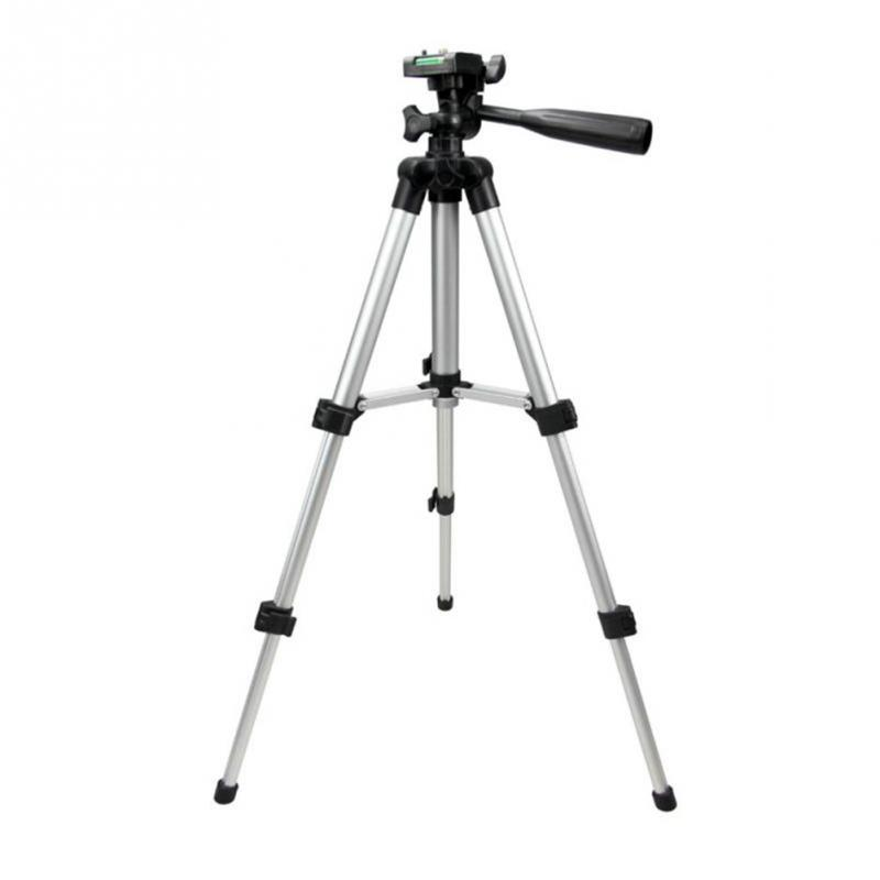 Universal Standing Camera Tripod For Sony For Canon For Nikon For Olympus Camera SLR DVD DC 1100 Fishing Camera Tripode(China)