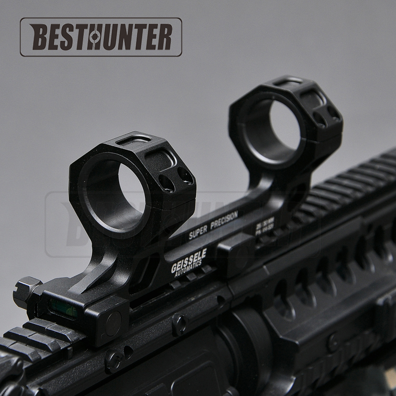 25.4mm 30mm Dual Ring with Cantilever Heavy Duty Scope Mount Level Instrument For 20mm Picatinny Rail Hunting Caza<br><br>Aliexpress