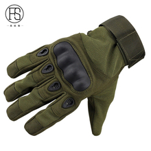 Buy Military Tactical Gloves Army Combat Fitness Gloves Full Finger Type Hiking Climbing Outdoor Sport Gloves Cycling Gloves for $6.73 in AliExpress store