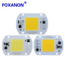 10Pcs LED COB Light Lamp AC220V 110V 30W 50W Integrated Led Lamp With Smart IC Driver DIY Spotlight Outdoor Garden Floodlight