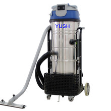 Heavy Duty Wet And Dry Vacuum Cleaner Stainless Steel Household