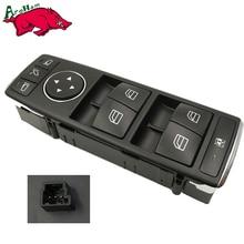 Aroham Free Shipping Electric Window Switch Mercedes C CLASS W204 E CLASS W212 E CLASS W207 2049055402/A2049055402