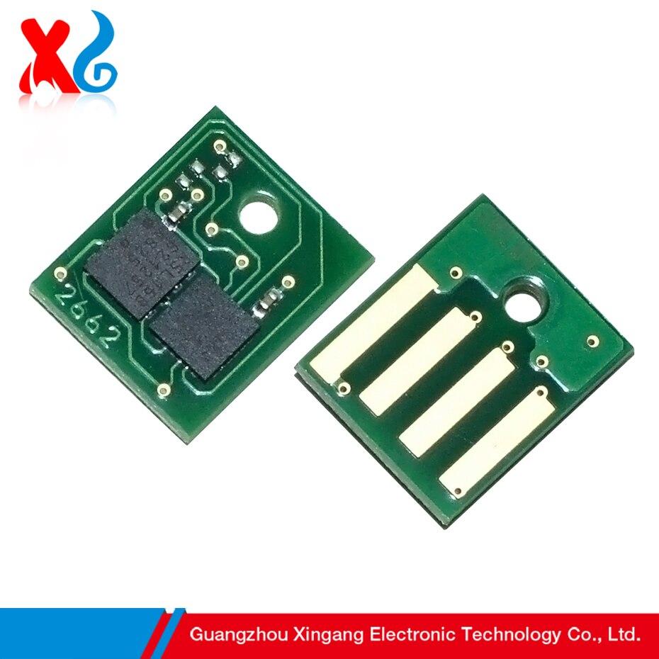 25K Reset Chip for Lexmark MS710 MS711 MS810 MS811 MS812 52D3H00 523H Toner Cartridge Laserjet Toner Count Resetter Printer Part<br>