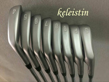 Hot sell new brand keleistin Golf Irons Clubs JPX Golf Forged Irons With Steel Shaft and headcover