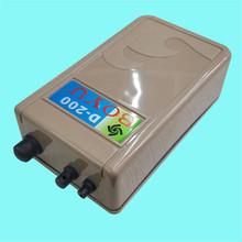 0.5W Aquarium Air Pump Ultra Silent Single Outlet Oxygen Pump 1.5V Dry Battery Operated Oxygen Aerator Compressor(China)