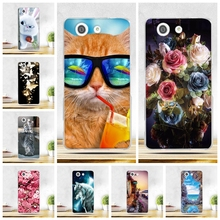 Case For Sony Xperia Z3 Compact Xperia Z3 mini M55W D5803 D5833 Phone Bags Soft Silicone Cases for Sony Xperia Z3 Compact Z3mini(China)