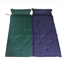 Automatic Inflatable Lazy Bag Sleeping Bag Laybag Lounger Chair Couch Saco de dormir outdoor Waterproof bag(China)