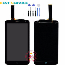 100% New For Meizu MX4 LCD Screen Display with Touch Screen Digitizer Assembly Black White + tools