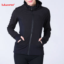 268 Customized Wholesale Winter Training Hoodies Yoga Running Thumb Holes Fitness Sport Hoodie Jacket