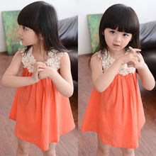 Pudcoco Toddler Kids Baby Girls Summer Beach Floral Dress Princess Party Pageant Dresses