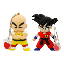 Amthin usb flash drive u disk Dragon Ball pendrive 4g colin 8g 16g 32g Kungfu Wukong usb flash drive gift pen drive memory stick