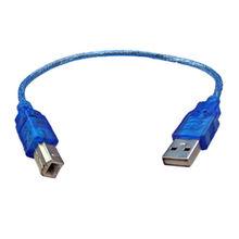 High Quality New High Speed USB 2.0 A Male to B Male M/M Data Transfer Printer Cable Cord 30C