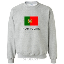 Portugal hoodies men sweatshirt sweat new hip hop streetwear socceres jersey footballer tracksuit nation Portuguese flag PT(China)