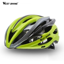 WEST BIKING 23 Vents New Arrival Bicycle Climb Helmet BMX Road/Racing Mountain Cycling EPS Bike Adjustable Sports Trinity Helmet