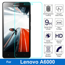 Buy Lenovo Lemon A6000 6010 Tempered Glass Screen Protector 0.26MM 9H 2.5D Safety Protective Film A6010 A6000-l 6000 Plus for $1.09 in AliExpress store