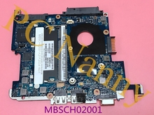 MBSCH02001 NAV50 LA-5651P For Acer Netbook Aspire One D260 LT23 Motherboard System board w/ Intel Atom N450 1.66Ghz CPU