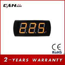 [GANXIN] Case Resettable 3 Digit lED Electronic Table Counter Hand Tally (Red,Yellow,White, Green, Blue)