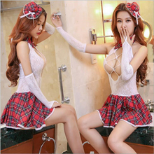 Buy Sexy Stewardess Erotic Costumes Sexy Maid Lingerie Women Exotic Apparel Role Play Erotic Lingerie Sexy Underwear Cosplay Uniform