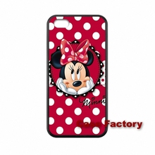 For Moto X1 X2 G1 G2 Razr D1 D3 HTC One X S M7 M8 mini M9 Plus Desire 820 Samsung S6 S7 Mickey Mouse Hard PC Skin accessories
