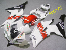 Hot Sales,Motorcycle parts for YAMAHA fairing YZF-R6 2008-2014 YZFR6 YZF R6 08-14 YZFR600 fairings kit (Injection molding)
