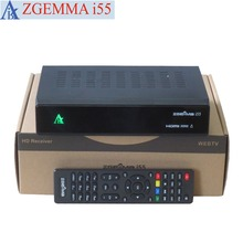 10pcs/lot New version ZGEMMA Linux IPTV internet tv box M3U playlist support ZGEMMA i55 (without account)(China)