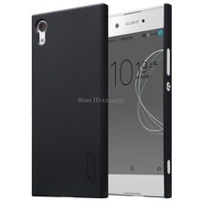 sFor Sony Xperia XA1 Case Nillkin Frosted Shield Back Cover Matte Case For Xperia XA1 with Gift Screen Protector(China)