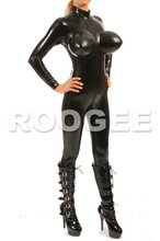 inflatable latex catsuit