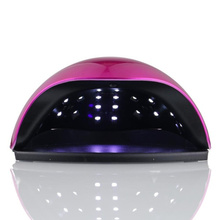 2017 Profession uv Lamp 48W Nail Dryer White Light led Lamp for manicure curing Lamp for nails uv led Gel Polish Nail Art Tools