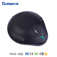 Tenveo  4M radios microphone  usb2.0 plug and play connect computer support skype whatsapp zoom meeting google group software