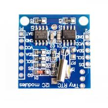 Tiny RTC I2C modules 24C32 memory DS1307 clock RTC module (without battery)
