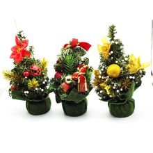 Merry Christmas Tree Bedroom Desk Decoration Toy Doll Gift Office Home Children  Christmas Decorations for Home