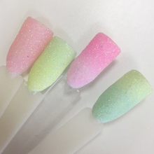 6pcs Sugar Nail Glitter Set Nail Art Glitter Powder Dust Ultra-fine Glitters Mix Manicure Nail Art Decoration DIY Tools LA451