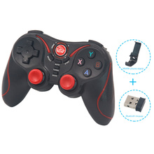 Wireless Controllers Bluetooth Gamepad for PS 3 PlayStation 3 Dual Motor Vibration Smart TV PC TV Box Android Gaming Joystick