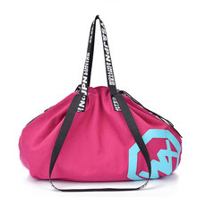 High Capacity Professional Fashion GYM Bag For Woman Outdoor Fitness Training Portable Shoulder Backpack Sports Yoga Bag