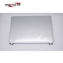 "New For Acer For Aspire V5 V5-471P LCD Back Cover With Hinges 14"" Silver 41.4TU14.021 A Shell(China)"