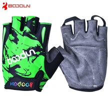 Cycling Half Finger Kid Bike Bicycle Sports Gloves Child Cycling Gloves For kids Children Boy Girl Free shipping
