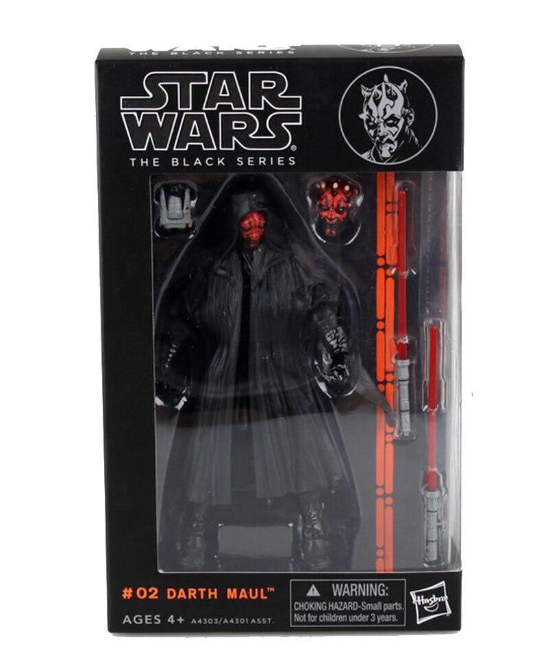 Star Wars The Black Series Darth Vader Loose Action Figure