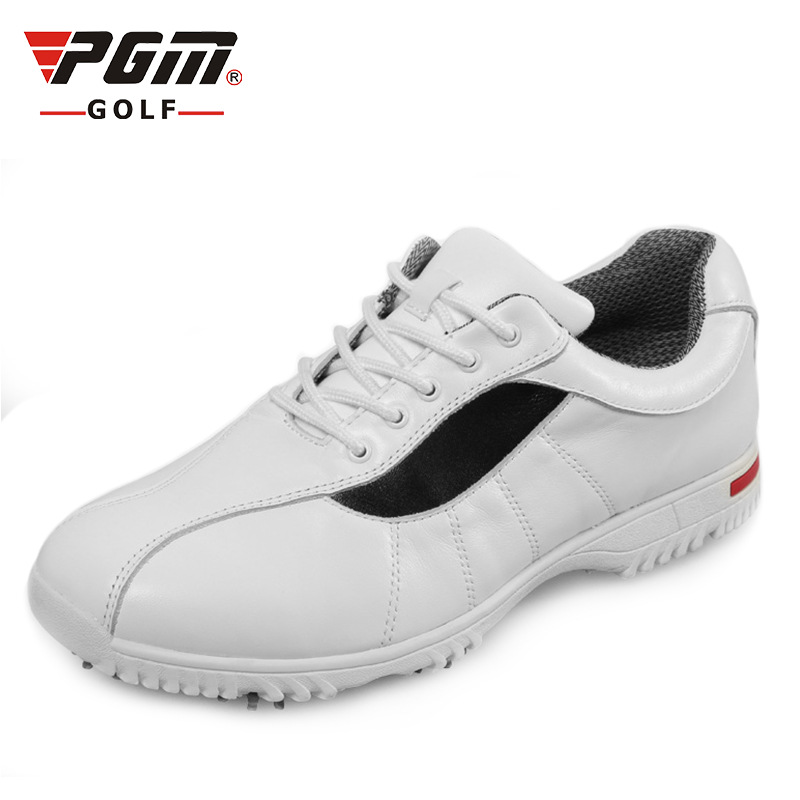 2015 New Promotion Medium(b,m) Breathable Men Rubber Brand Golf Shoes Pgm Golf Shoes Mens Events Nails Super Waterproof Slip <br><br>Aliexpress